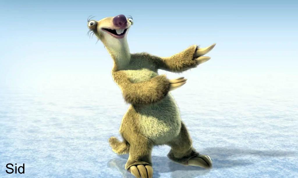 L'era Glaciale Lemure L'era Glaciale (il f...