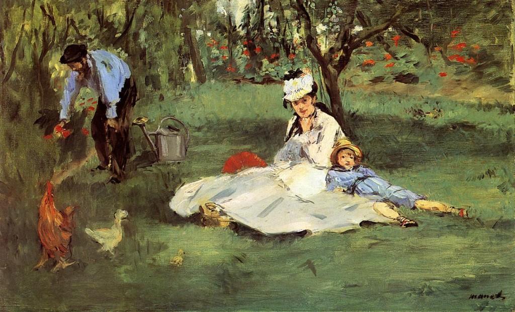 Edouard Manet – dipinti | photos from around the world